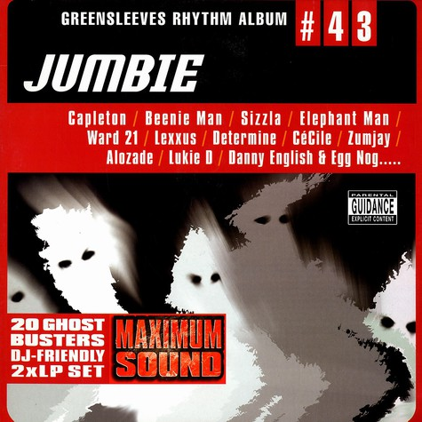 Greensleeves Rhythm Album #43 - Jumbie