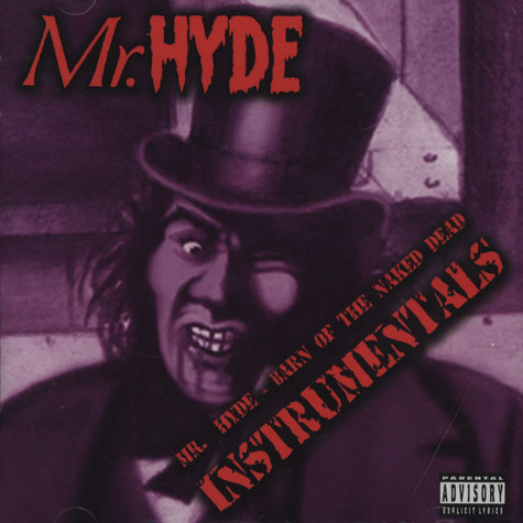 Mr.Hyde - Barn Of The Naked Death Instrumentals
