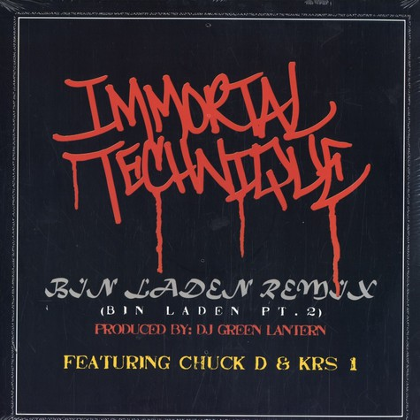 Immortal Technique - Bin Laden Remix feat. Chuck D & Krs One