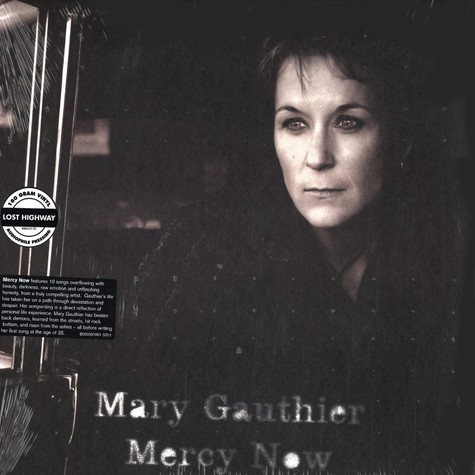 Mary Gauthier - Mercy now