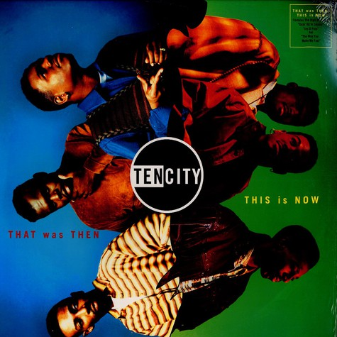 Ten City - That was then, this is now