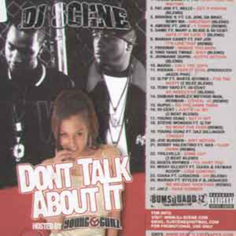 Young Gunz & DJ Scene - Don't talk about it