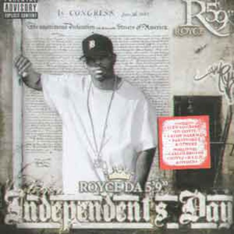 Royce Da 5'9 - Independents day