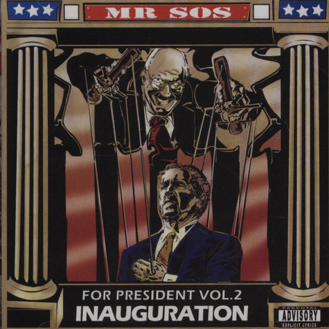 Mr. SOS formerly of Cunninlynguists - Mr. SOS For President Volume 2