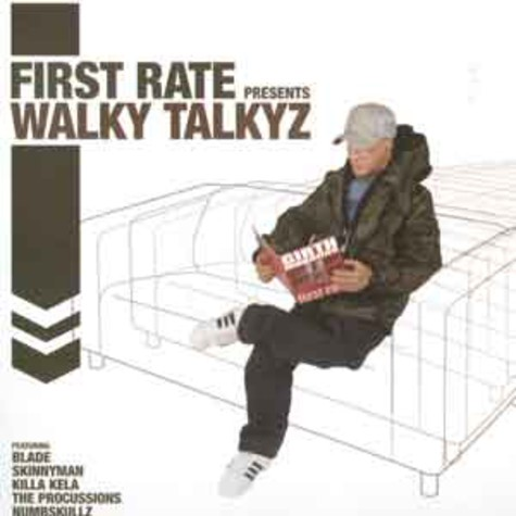 First Rate of Scratch Perverts presents - Walky talkyz