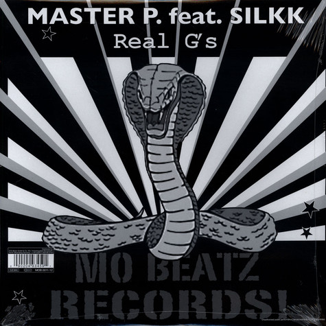 Master P - Real g's feat. Silkk