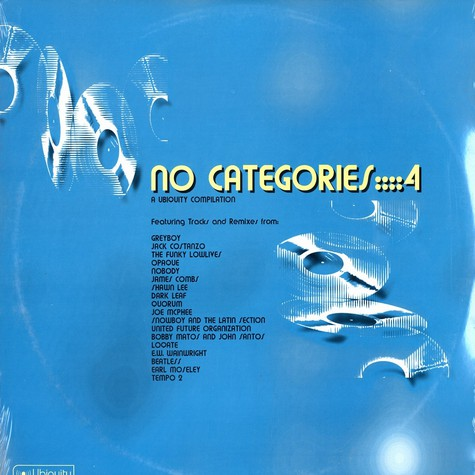 V.A. - No Categories 4