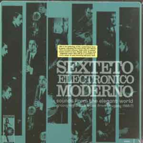 Sexteto Electronico Moderno - Sounds from the elegant world