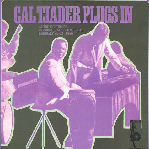 Cal Tjader - Plugs in