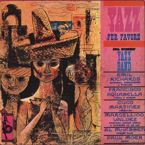 Emil Richards Yazz Band - Yazz per favore