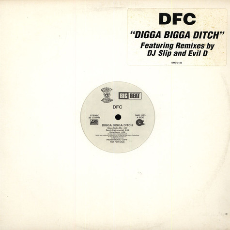 DFC - Digga bigga bitch