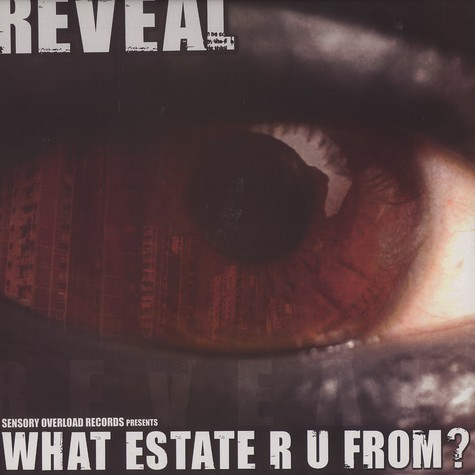 Reveal - What estate r u from ?