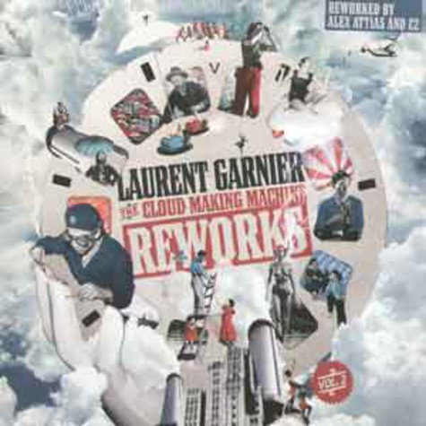 Laurent Garnier - The cloud making machine reworks