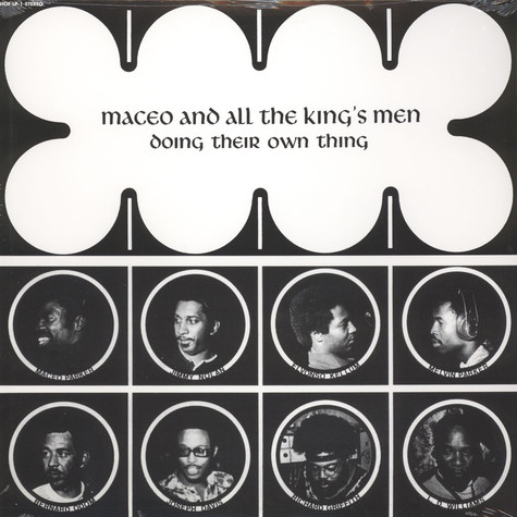 Maceo & All The Kings Men - Doing Their Own Thing