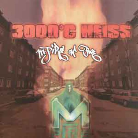 V.A, - 3000°C heiss - m-pire of fire