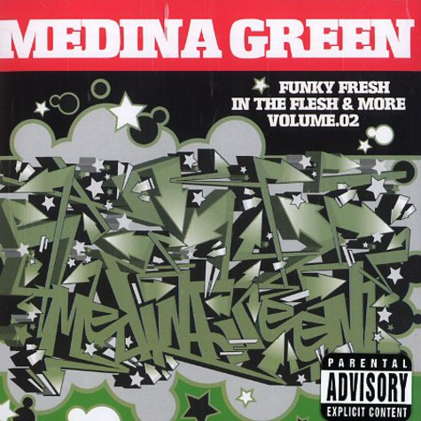 Medina Green - Funky fresh in the flesh & more volume 2
