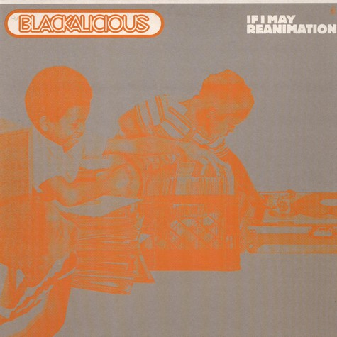 Blackalicious - If i may / reanination