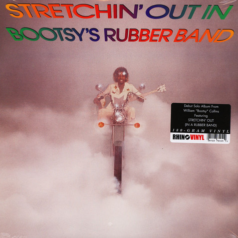 Bootsys Rubber Band - Stretchin' out in