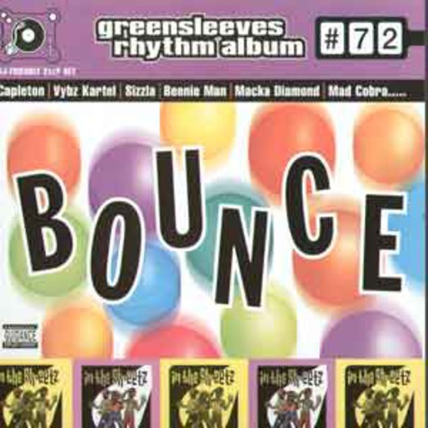Greensleeves Rhythm Album #72 - Bounce