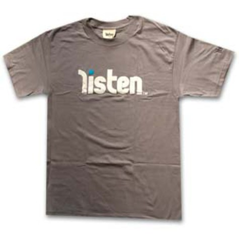 Listen Clothing - Listen logo T-Shirt