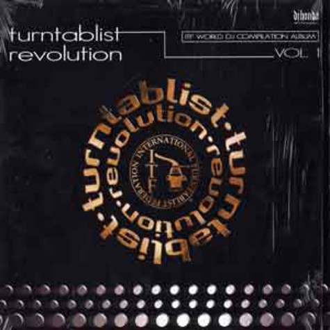 V.A. - Turntablist Revolution Vol. 1