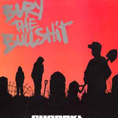 Suspekt - Bury The Bullshit E.P.