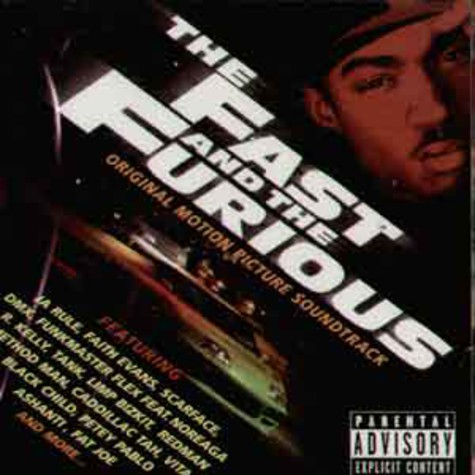 V.A. - OST The fast and the furious