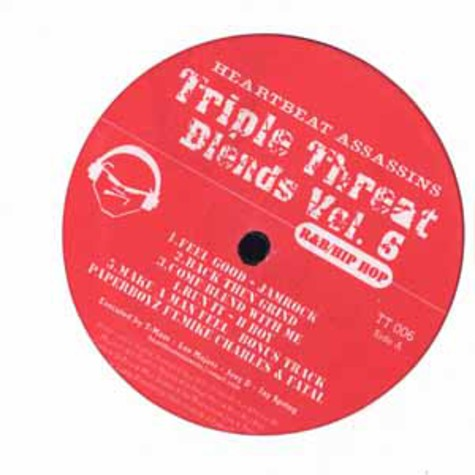 Heartbeat Assassins - Triple threat blends volume 6