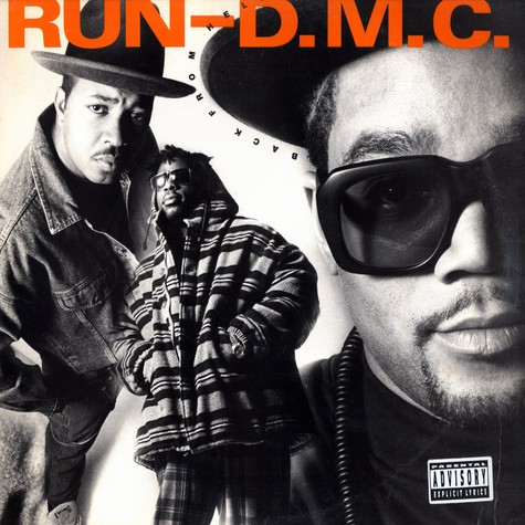 RUN DMC - Back from hell
