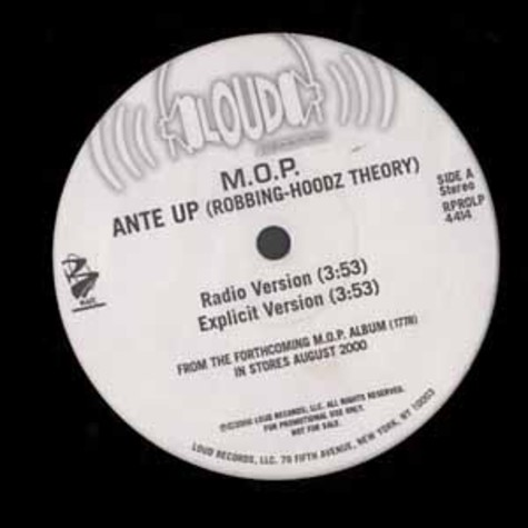 MOP - Ante up