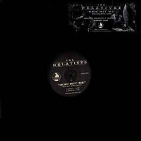 The Relativez - Ride with me feat. Butch Cassidy