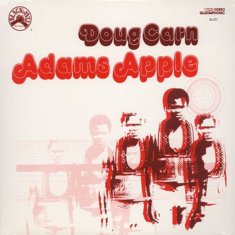 Doug Carn - Adams Apple