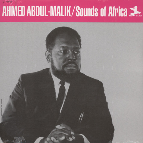 Ahmed Abdul Malik - Sounds of africa