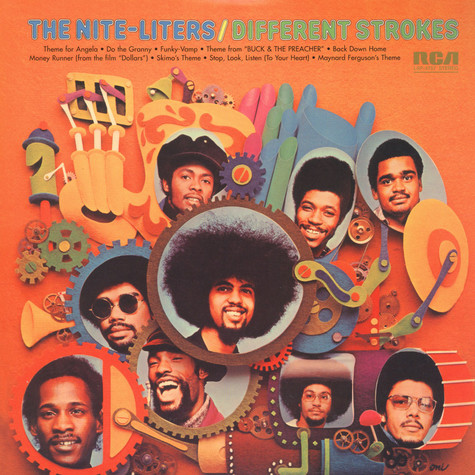 Nite-Liters - Different strokes