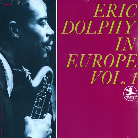 Eric Dolphy - In europe volume 1