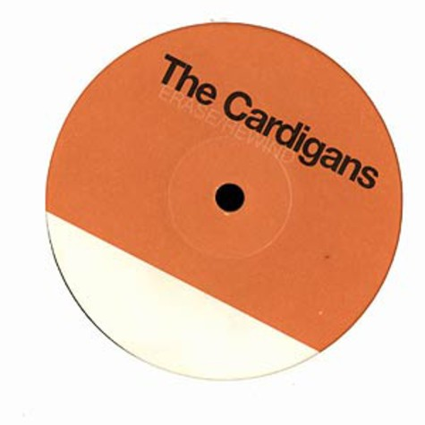 Cardigans, The - Erase / rewind