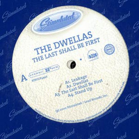 Dwellas, The - The last shall be first