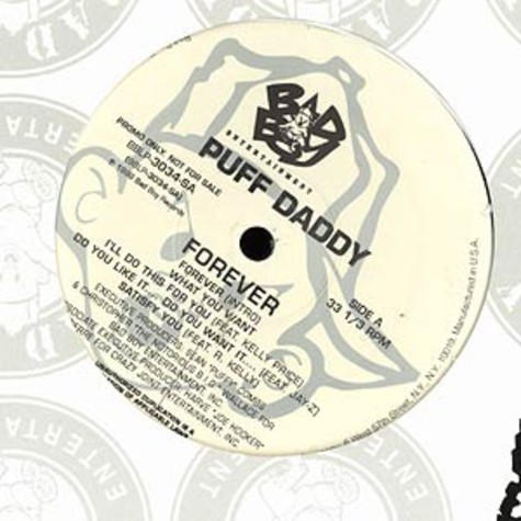 Puff Daddy - Forever