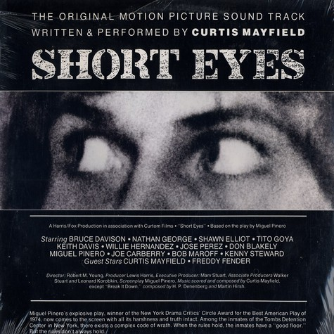 Curtis Mayfield - OST Short eyes