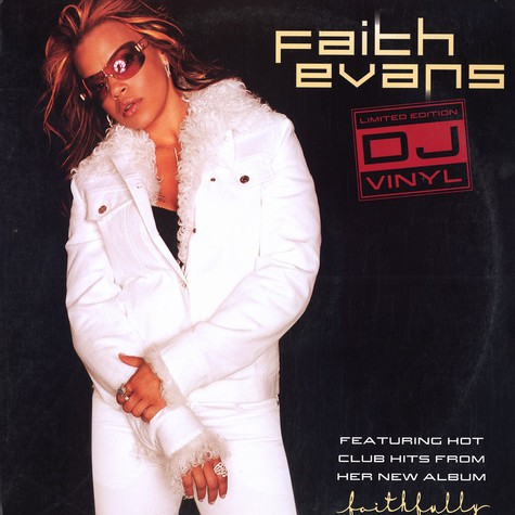 Faith Evans - Faithfully sampler