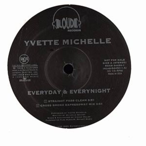 Yvette Michele - Everyday & everynight