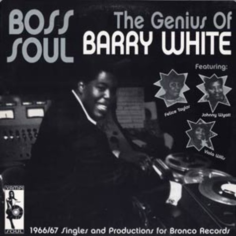 Barry White - Boss soul - the genius of Barry White