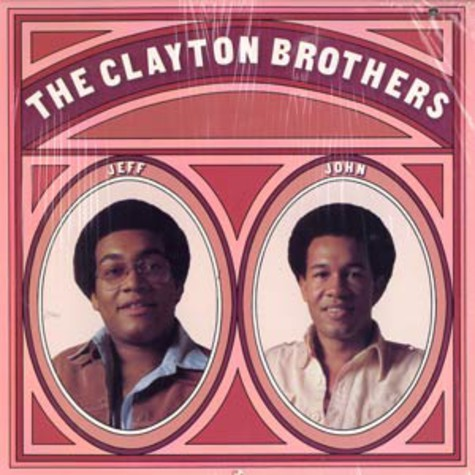 Clayton Brothers, The - Jeff and john