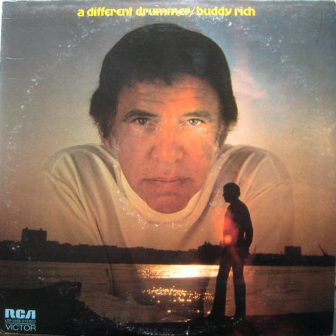 Buddy Rich - A Different Drummer