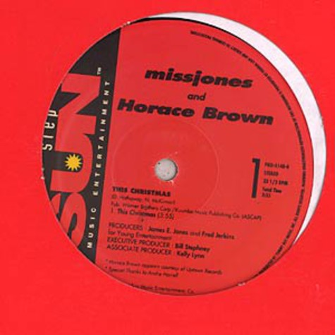 Missjones and Horace Brown - This christmas