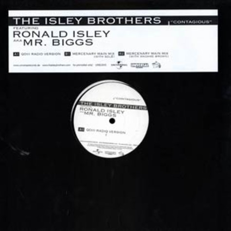Isley brothers - Contagious feat. Ronald Isley