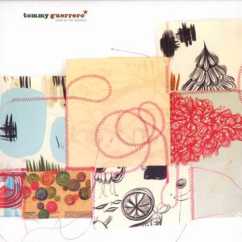 Tommy Guerrero - Year of the monkey EP