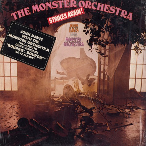 John Davis and the Monster Orchestra - The monster orchestra strikes again