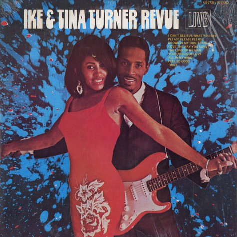 Ike & Tina Turner - Review live