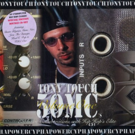 Tony Touch - 50 Mcs volume 1
